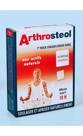patch chauffant Arthrosteol - GUEPARD