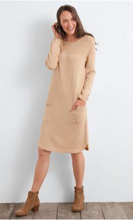 robe tricot - HERON