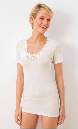 chemise manches courtes - VALDIVIA