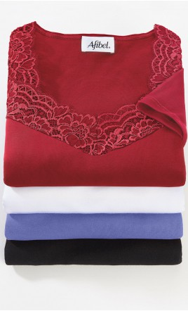 Lot de 2 chemises manches courtes - VASILEK