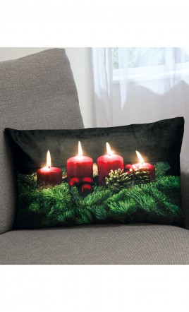 coussin lumineux - RAVAGE
