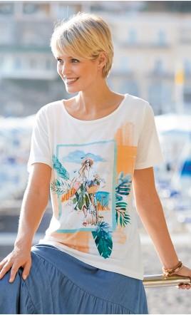 tee-shirt - CABIOU