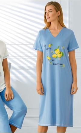 chemise de nuit - SIDOINE