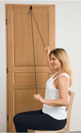 corde à poignées - GIRAFE