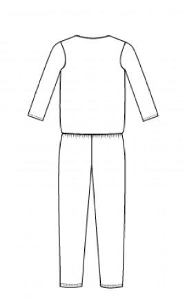 combi-pantalon - ESTONIE