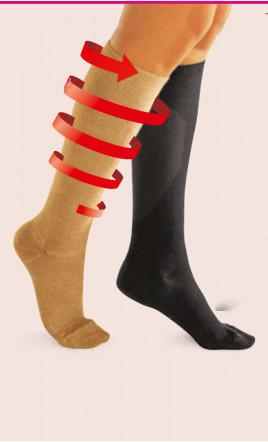 chaussettes hautes de contention - BADGE