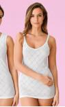 lot de 2 chemises à fines bretelles - VERGER