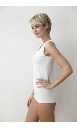 chemise sans manches - VERMOUTH