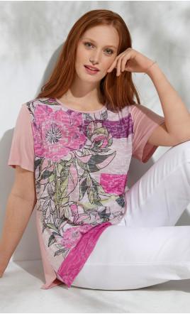 tee-shirt - CAROLINE