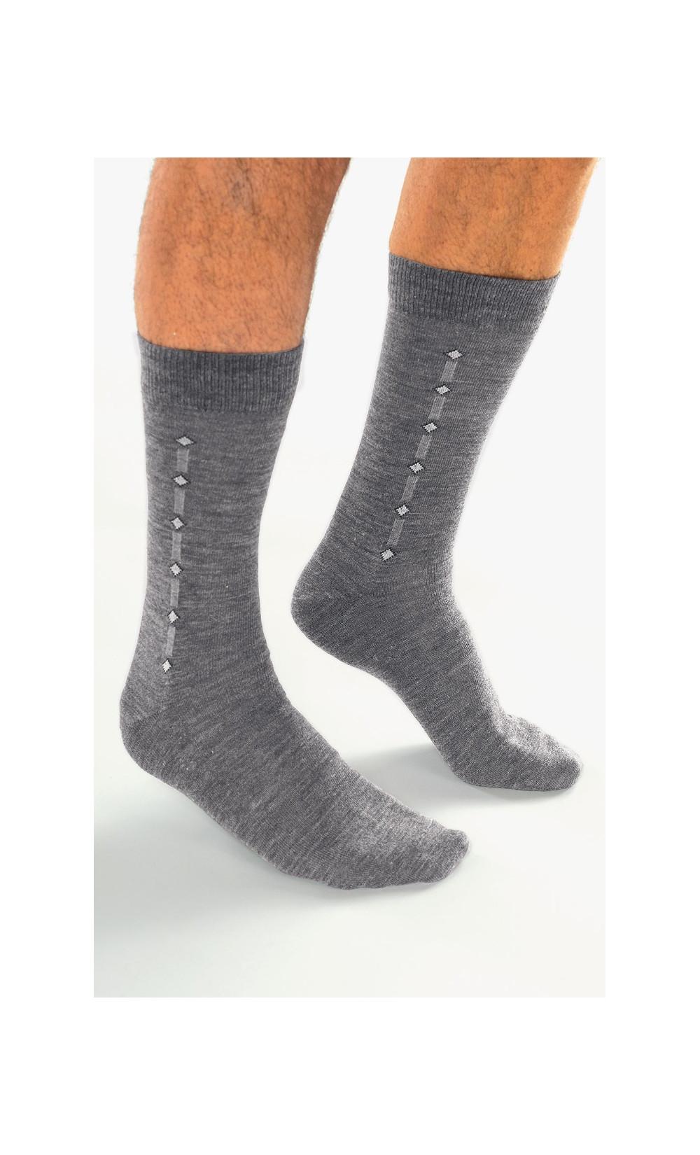 Lot de 4 paires de mi-chaussettes - ISERE
