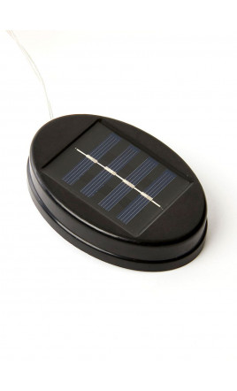 guirlande solaire - GISTEL