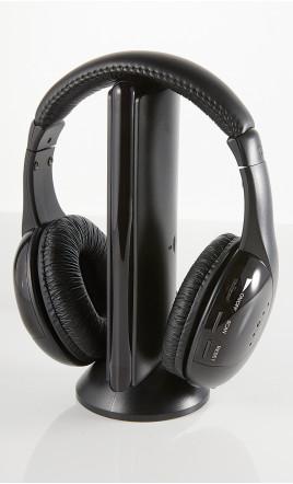 casque amplificateur - GRAZAC